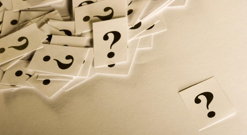 Viele Fragezeichen? wie beantowrten Ihre Fragen gern.